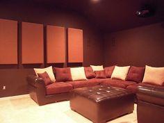 DIY Build your own acoustic treatment panels