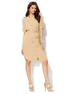69e4409f548e Shop Mercer Soft Shirtdress. Find your perfect size online at the best  price at New