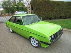 Looking for a 1977 r reg ford escort  rs 2000 cosworth? This one is on eBay.