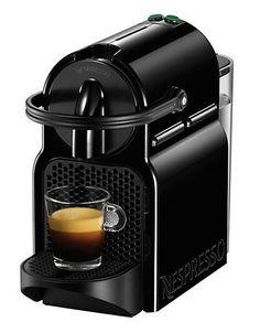 Nespresso Inissia Coffee Machine Women's Black