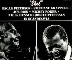 """Recorded on July 6, 1979, """"Skol"""" is a live album by Oscar Peterson and Stéphane Grappelli. TODAY in LA COLLECTION on RVJ >> http://go.rvj.pm/8ka"""