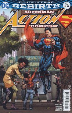 Action Comics (2016 3rd Series) 972B