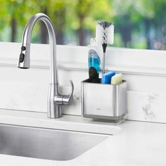 Stainless Steel Sinkware Caddy | OXO