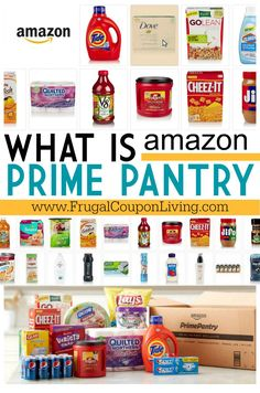 What is Amazon Prime Pantry?