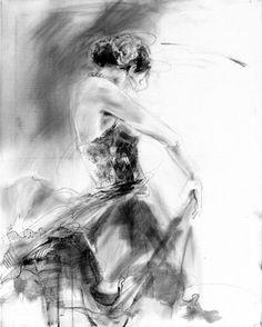 Pale Beauty II  by Anna Razumovskaya
