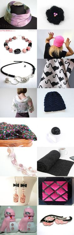 Winter Gifts For Her by Miss Betty on Etsy--Pinned with TreasuryPin.com