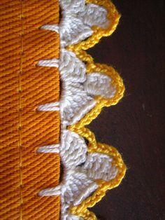 O Crochet  aproxima as pessoas!!! E como aproxima!! Há alguns meses - ainda no inverno - fomos visitar um casal de amigos, cujo senhor tinha...