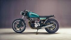 MOTOCICLETTE, MEMORABILIA ED ALTRO ANCORA: Honda CB 650 by Bunker Custom Motorcycles