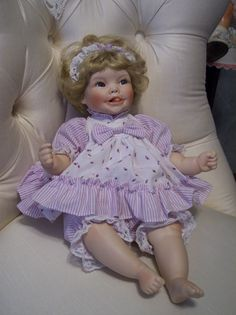 Sydney Doll by Cindy Marschner Rolfe for The Hamilton Collection 1994 | eBay