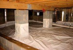 Crawl Space Garage Storage On Pinterest Garage Storage