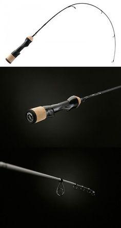 Ice Fishing Rods 179947: 13 Fishing - Widow Maker Ice Fishing Rod 24 Ultra Light Wm24ul -> BUY IT NOW ONLY: $69.99 on eBay!