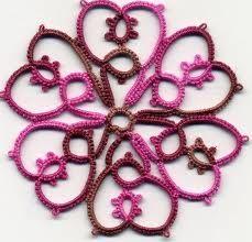 mandala roxa