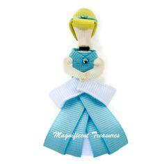 Etsy の Cinderella Hair Clip Ribbon Sculpture by Magnificence Ribbon Hair Bows, Girl Hair Bows, Girls Bows, Cinderella Hair, Cinderella Party, Disney Hair Bows, Ribbon Projects, Curls For The Girls, Crochet Disney