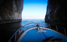 Book Tour of Capri from Marina Piccola on a Gozzo Aprea online - Capri
