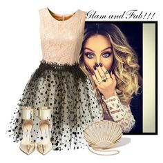 """..."" by elenb ❤ liked on Polyvore featuring Loyd/Ford and Jimmy Choo"