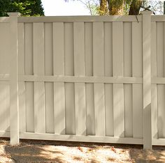 Shadow Box Fence Photo What I D Like In My House