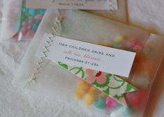 amy j. delightful blog: A Pretty Little Gift