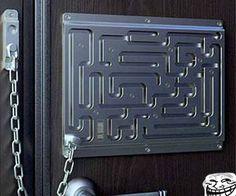 Labyrinth Door Lock $49.99