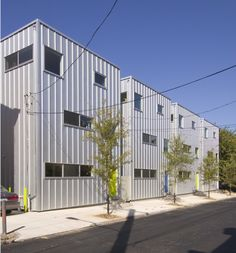 American Street Houses I / Materiality Office