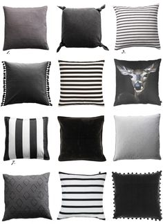 Cushion covers for fall