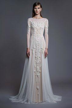 Beautiful Wedding Gowns with gorgeous details   Long sleeve wedding dresses #weddingdress #laceweddingdress #weddinggown #weddingdresses
