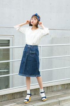 【RAY CASSIN × 村田倫子コラボ】春の私服着こなし3スタイル | FEATURE | HARAJUKU KAWAii!! STYLE