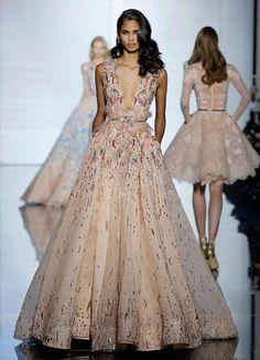 Zuhair Murad - Couture - Spring.Summer 2015 Look 24