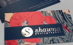 Gorgeous business card gallery from Taste of Ink