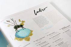 FAAR magazine by BECHA , via Behance