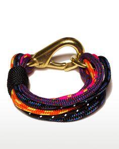 maine rope bracelets - Google Search