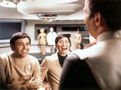Star Trek Geek | Rare #startrek photos | George Takei long before his new career as a social media superstar.
