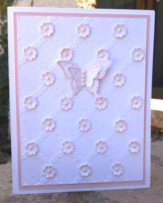Mosaic, petals, and pearls!
