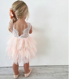 """""""The Alicia"""" Flower Girl Dress - BACKORDERED"""