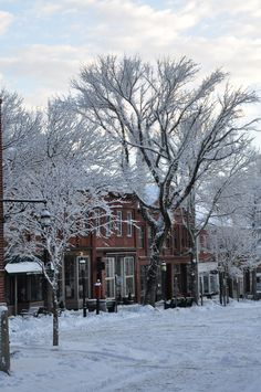 For more great photos of Nantucket cloaked in snow, visit Nantucket.net