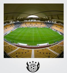 Parkstad-Limburg-Stadion | Kerkrade | Club: Roda JC | Zuschauer: 19.979