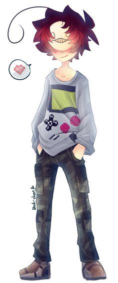 Crytendo - Cry Boy by Nadi-Chan on DeviantArt http://www.deviantart.com/art/Crytendo-Cry-Boy-510553706