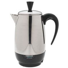 Farberware 8-Cup Percolator ,(1000Watts,120Volts) ** For more information, visit now : Coffee Maker