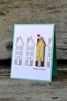 11 - Happy New Home card - Allison Okamitsu
