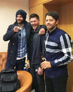Misha looks uncomfortable.