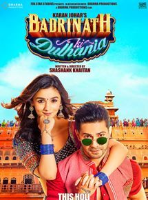 voir Badrinath Ki Dulhania vostfr streaming