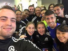 the team; 2015
