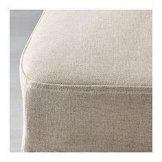 Ikea vilmar chaise l 39 assise de la chaise est rev tue - Nettoyer canape tissu ikea ...