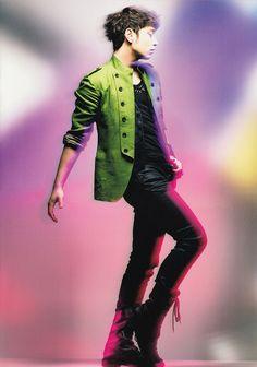 """6 Beautiful Days"" pamphlet #Chansung"