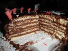 Dobošová torta pre môjho manžela (fotorecept) - obrázok 12