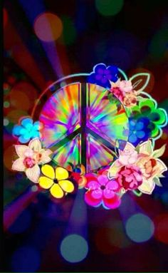 Peace in every color ..*