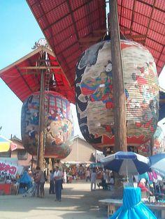 Giant Lantern Festival via flickr
