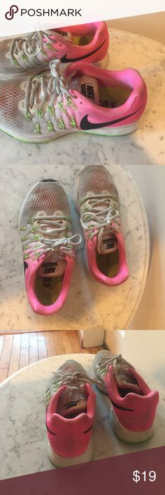 Nike Zoom Pegasus Ladies Over all good condition! nike Shoes Sneakers