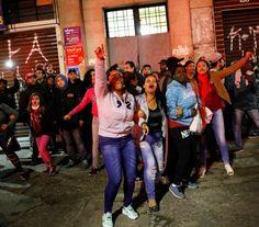 Brasil amanhece com manifestações   e sem transportes públicos