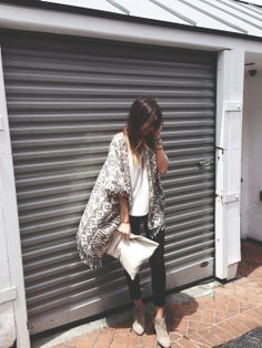 Kimono trend | via Tumblr | threebythreeblog.com