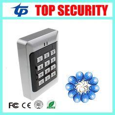 Smart card reader door access control system 125KHZ smart RFID card proximity card door access control reader+10pcs RFID keys #Affiliate